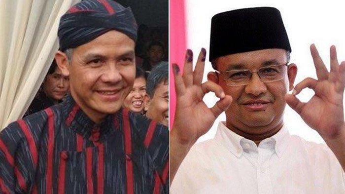 Intip, Bandingkan Aktivitas Medsos Ganjar Pranowo dan Anies Baswedan, Calon Kuat Pilpres 2024?