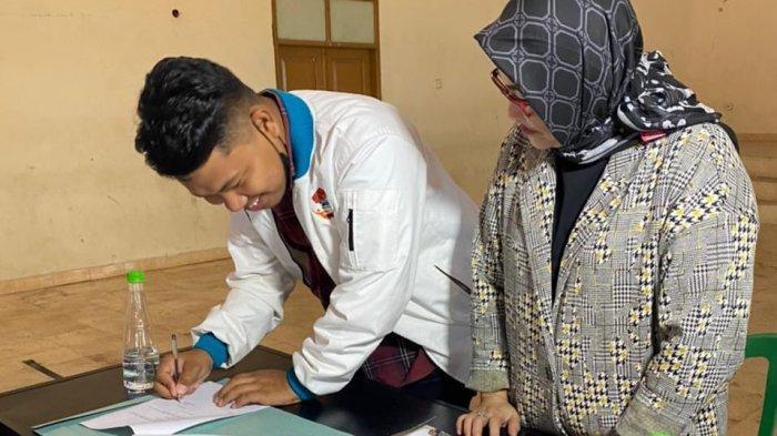 GNP Preneur Sulsel dan Yayasan Pendidikan Harapan Bhakti Salurkan Beasiswa Pendidikan Gratis