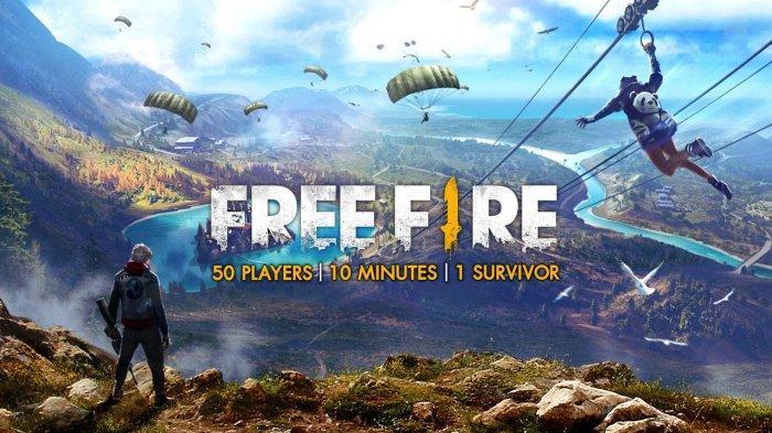 TRIBUNWIKI: Suka Main Battle Royale, Pilih Free Fire atau PUBG? Ini Perbandingan dan Kekurangannya - garena-free-fire.jpg