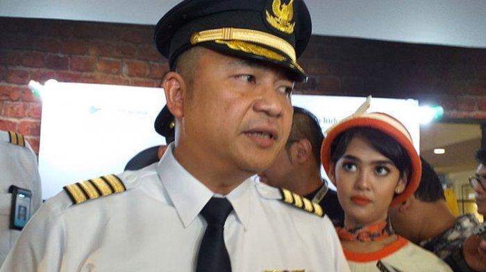 Siapa Istri Ari Askhara Eks Dirut Garuda Indonesia? Foto Wanita Cantik I Gusti Ayu Rai Dyana Dewi