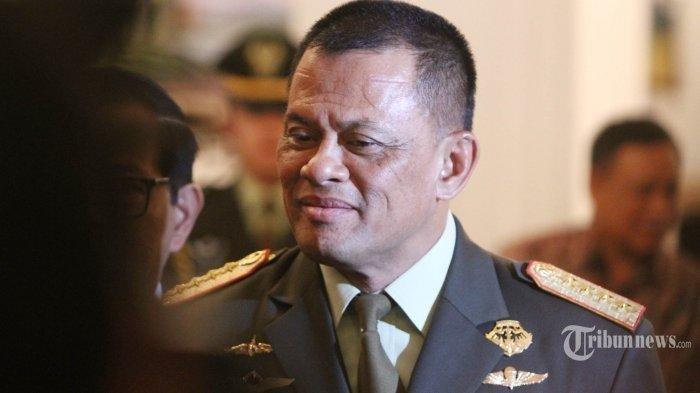 Gatot Nurmantyo Memanas dengan Mantan Jenderal Kopassus Gegara Patung, Sebut TNI AD Disusupi PKI