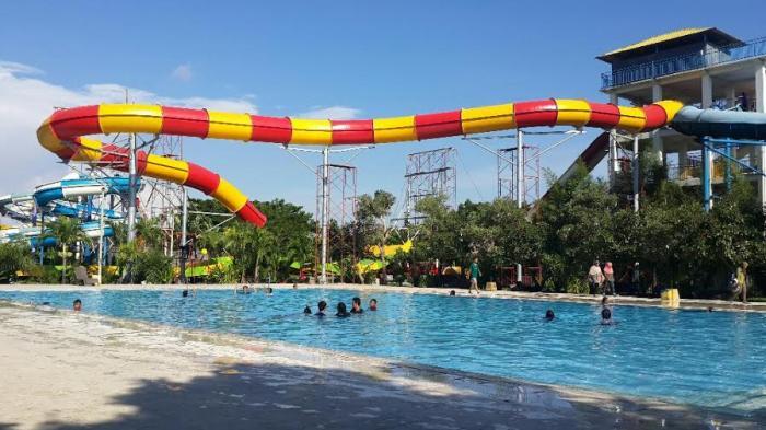 Gowa Discovery Park Makassar: Ada Taman Burung, Waterboom dan Outbound