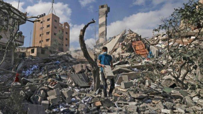 Korea Utara Sebut Israel Lakukan Kejahatan Kemanusiaan