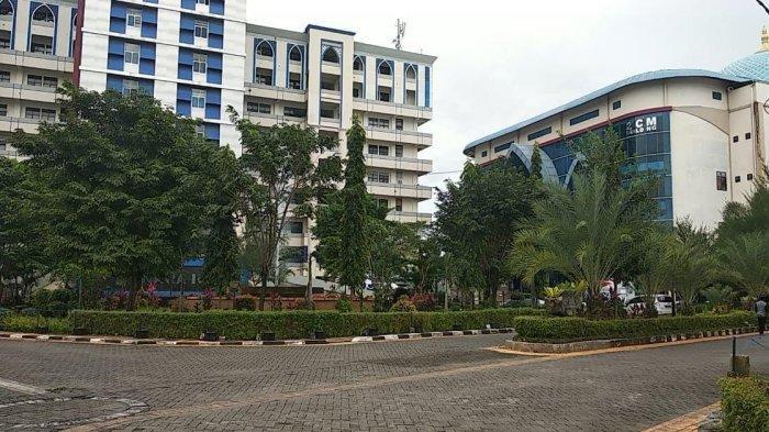 Gedung Kampus Unismuh Makassar. (Foto Unismuh Makassar)