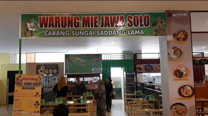 Mie Jawa Solo Buka di Food Street Mall Panakkukang, Harga Rp 10 Ribu, Menu Lengkap Rasanya Asli