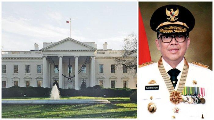 Ada Setoran atau Fee 5% dari Anggu Teman Nurdin Abdullah ke 'Gedung Putih', Apa Itu Gedung Putih?