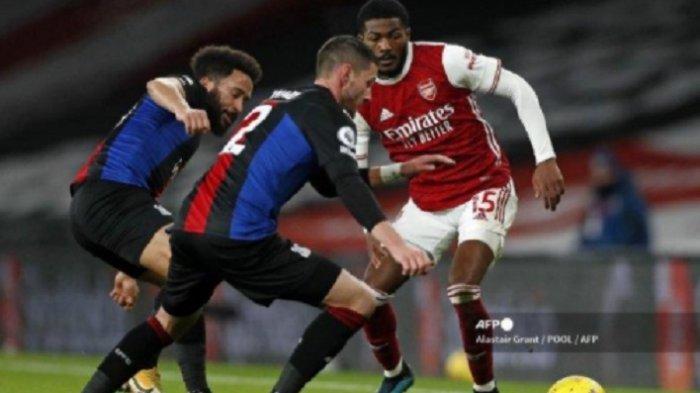 HASIL LIGA INGGRIS: Arsenal Gagal Perbaiki Posisi di Papan Klasemen, Ditahan Imbang Crystal Palace