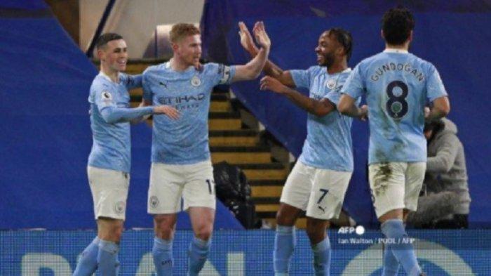 HASIL LIGA INGGRIS Manchester City vs Brighton & Hove Albion: The Citizens Tempel Ketat Liverpool