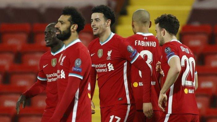 LINK Live Streaming Liga Inggris Liverpool vs TottenhamHotspur, Akses TV Online Mola TV di Sini