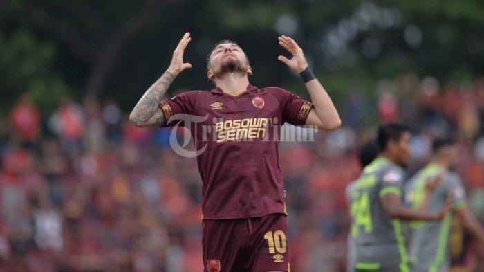 Sukses Antar Macan Kemayoran Juara Piala Menpora, Marc Klok Tinggalkan Persija Jelang Liga 1 Dimulai