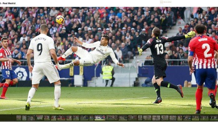 Klasemen Liga Spanyol, Madrid Raih Kemenangan Penting Atleti & Barca Under Pressure! 'Tolong Messi!'