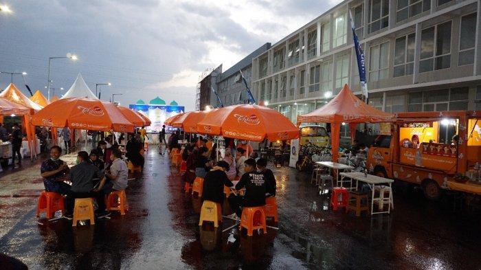 Digital Bazar CitraLand Tallasa City-Bank Mandiri Banjir Promo