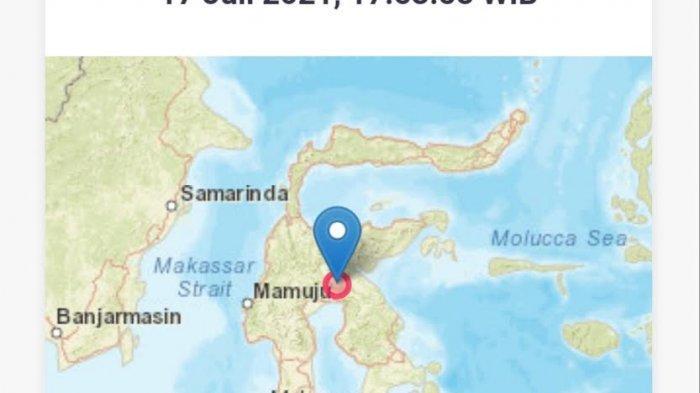 Gempa 5.0 SR Guncang Luwu Timur, Warga Perumahan Bumi Malili Permai Panik Keluar Rumah