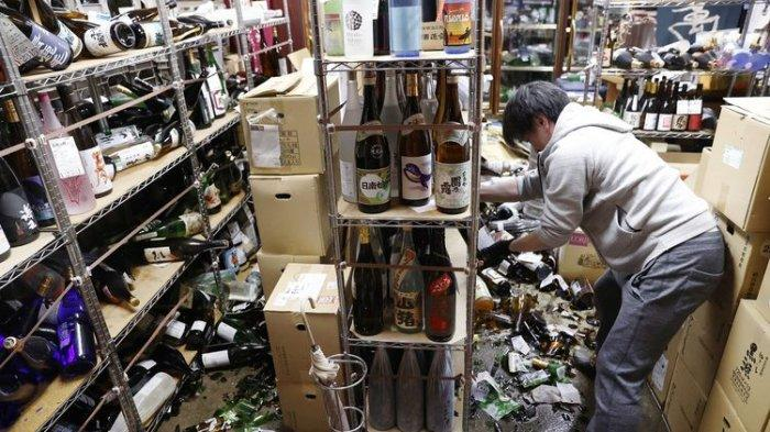 Bukti Kesiapan Jepang Hadapi Bencana, Gempa 7,3 SR Tanpa Ada Laporan Korban Jiwa