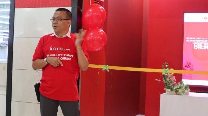 GM Lotte Mart Panakkukang Meminta Tribun Timur Tambah Konten Nasional