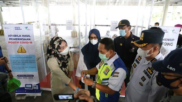 Hari Ini, PT Pelindo IV Mulai Berlakukan Deteksi Covid-19 GeNose C-19, Segini Tarif per Penumpang