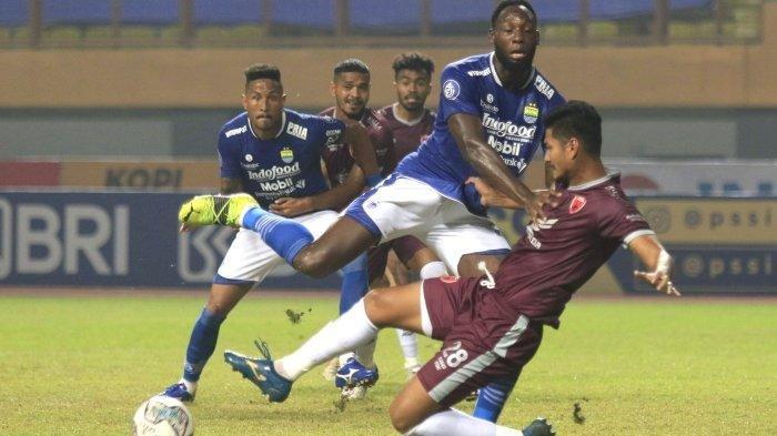 Statistik Pertandingan PSM Makassar vs Persib Bandung, Terakhir Bermain Seri Tahun 2016 di ISC