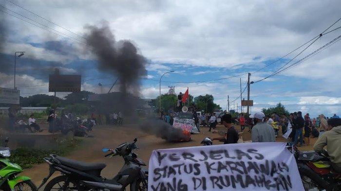 Tak Hanya Protes Kedatangan 20 TKA, Ini Lima Tuntutan Gerakan Rakyat Bantaeng