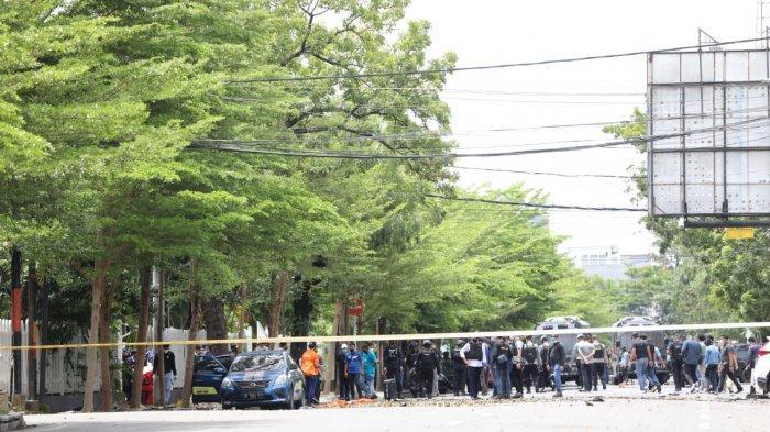 3 Ledakan Bom di Makassar: Gereja Katedral 2021, McDonalds Mal Ratu Indah dan NV Haji Kalla 2002
