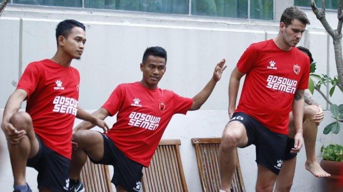 Cedera, Wasiyat Hasbullah Absen Latihan Perdana PSM Makassar