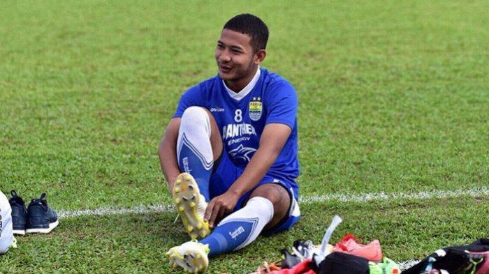 Gian Zola Masih Pegang Rekor Pencetak Gol Termuda Persib Bandung