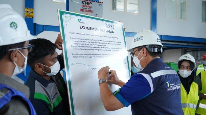 Cegah Pungli di Pelabuhan, Layanan Peti Kemas Beralih ke Digital