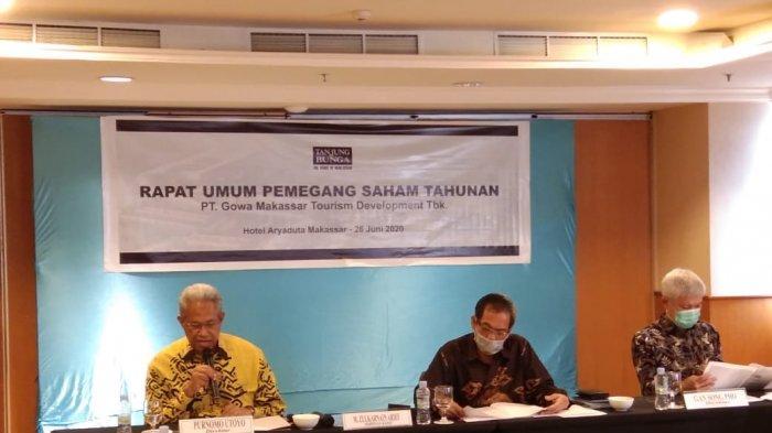 GMTD Umumkan 3 Nama Komisaris Baru Mewakili Pemerintah Daerah