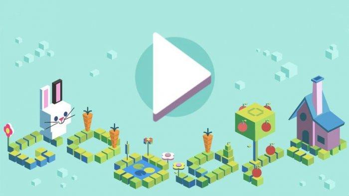 Google Doodle Hari Ini Merayakan 50 Tahun Anak-anak Memprogram, Berikut Faktanya yang Bikin Kagum