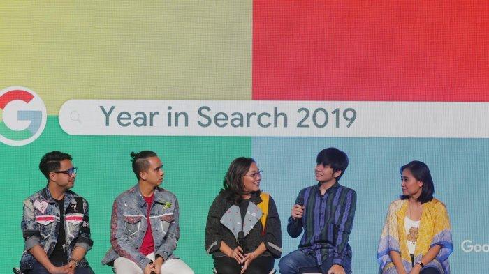 Year in Search, Google Rilis Hasil Penelusuran Trending Sepanjang 2019