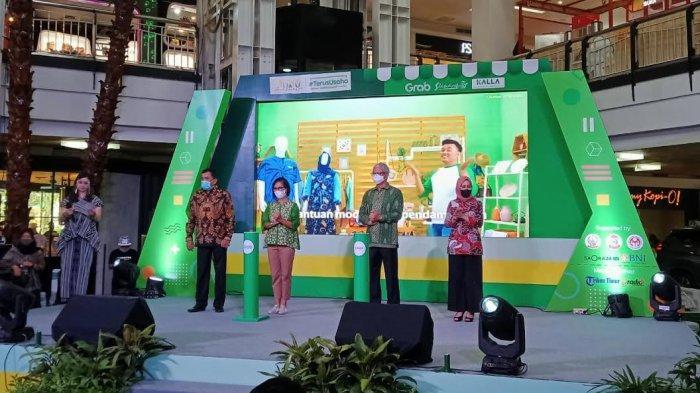 Bantu UMKM Makassar, Grab dan Kalla Group Luncurkan UMKM Hunt x #TerusUsaha