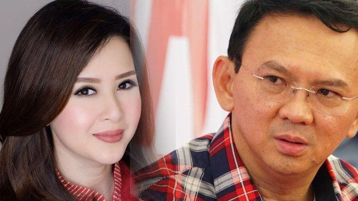 Benarkah Grace Natalie & Raja Antoni Bikin Partai untuk dan karena Ahok BTP? ini Jawab Resmi PSI