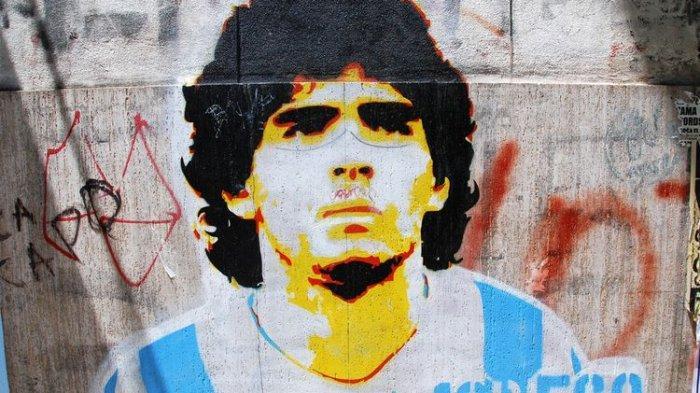 Rekam Jejak & Profil Diego Maradona, Pencetak 115 Gol Asal Argentina Meninggal Dunia Karena Jantung