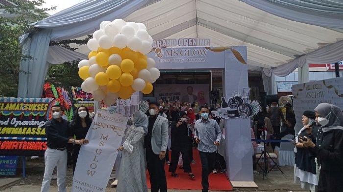 MS Glow Distributor Makassar Bakal Rekrut Karyawan Disabilitas