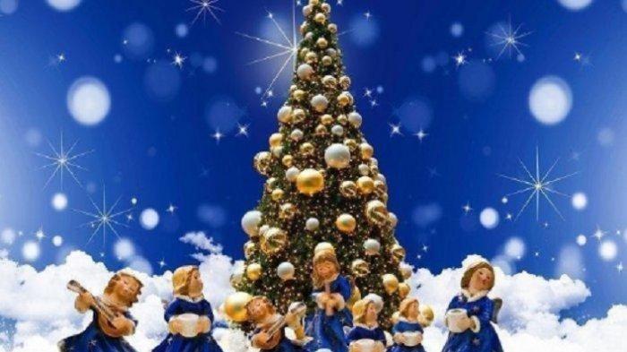 Gratis, Gampang Sekali Cara Buat Kartu Natal Online 2019 Cocok Dibagi di WhatsApp, IG, Facebook