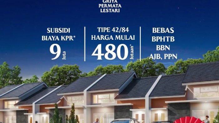 IMB Property Tawarkan Griya Permata Lestari, Ada Subsidi KPR Jutaan Rupiah