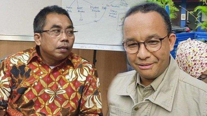 Sosok Gembong Warsono Politisi PDIP Tak Berhenti Kritik Cara Anies Baswedan Atasi Banjir Jakarta