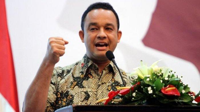 Gegara Omongan Anies Baswedan, Hampir Rp 300 Triliun Lari, Ridwan Kamil 'Nasihati' Gubernur Jakarta