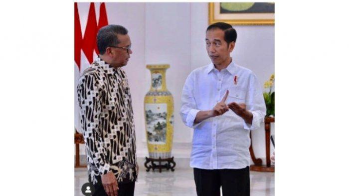 Sidang Kasus Nurdin Abdullah Gubernur Nonaktif Sulsel Bertepatan Kunjunngan RI-1 Jokowi di Sulsel