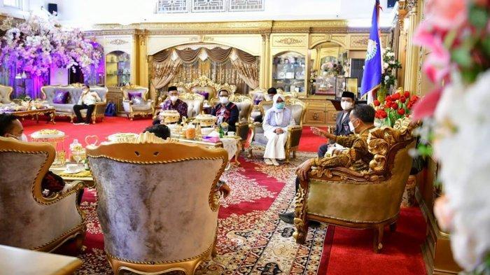 Gubernur Nurdin Abdullah Dukung Program Pengembangan Madrasah