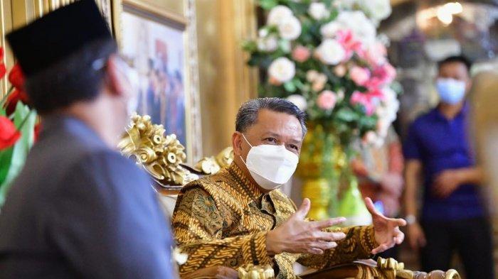 Kolaborasi Kemenag, Gubernur Nurdin Abdullah Inisiasi Asrama Anak Pulau