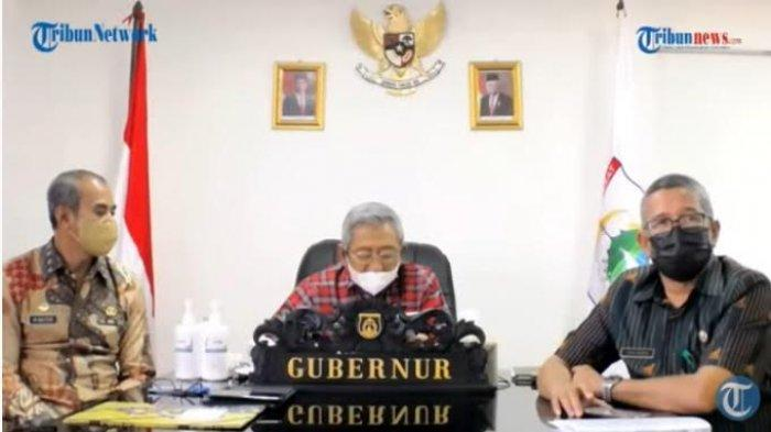 Launching Tribun Sulbar,Gubernur: Terima Kasih Dukungan Menteri PUPR & Mensos Pemulihan Pascabencana