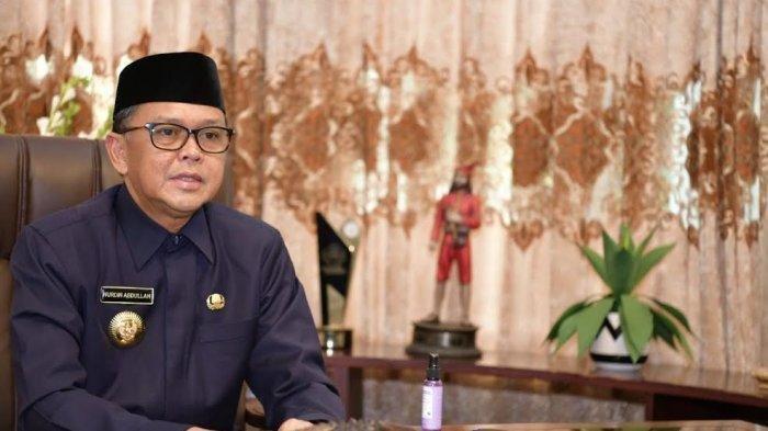 Gubernur Sulsel Nurdin Abdullah Target 3 Tahun Tidak Ada Bayi Kurang Gizi