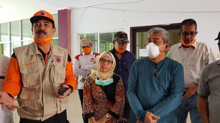 BREAKING NEWS: Satu Warga Majene Positif Corona, Sempat Dirawat di RS Unhas saat Pulang dari Bogor