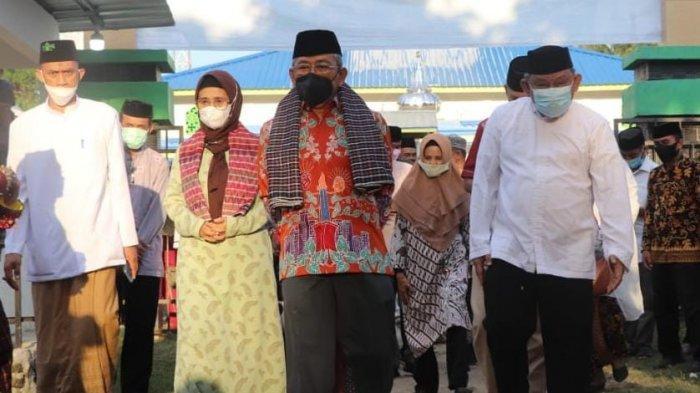 Kunjungi SMAN 2 Campalagian, Ali Baal Masdar Ingatkan Prokes Saat Pembelajaran Tatap Muka Dimulai