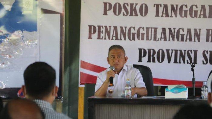 Gubernur Sulbar Minta Bupati dan Camat Pastikan Data Kebutuhan Korban Gempa Akurat