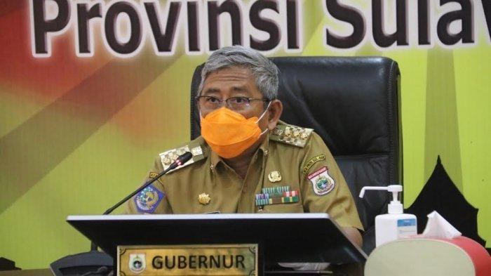 Gubernur Sulbar Minta Daerah Kembali Perketat Protokol Penanganan Covid-19