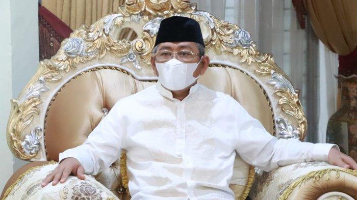 Pasien Covid-19 Meningkat di Bulan Ramadan, Gubernur Sulbar Minta Jamaah Tarawih Tetap Patuhi Prokes