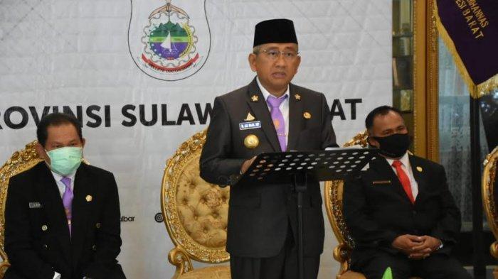 Ali Baal Masdar Dikukuhkan Jadi Ketua Ikatan Alumni Lemhanas Sulbar