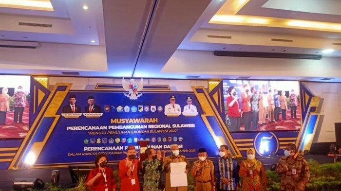 Musrenbang Regional Sulawesi, Gubernur Sulbar Usul Pengalihan Sejumlah Jalan Jadi Jalan Nasional
