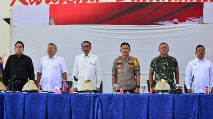 Nurdin Abdullah 'Tantang' Mahasiswa Bedah Revisi UU KUHP - KPK, Kapan?